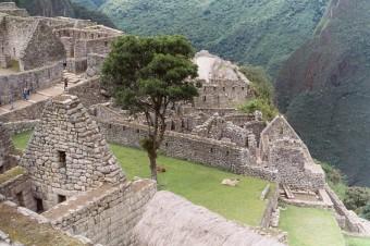 Machu Picchu, Peru Piccu