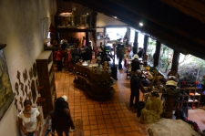 View of gift shop.