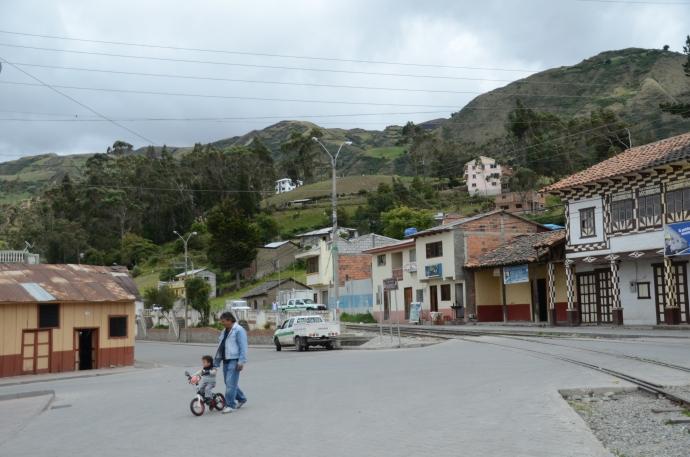 El Tambo, Ecuador