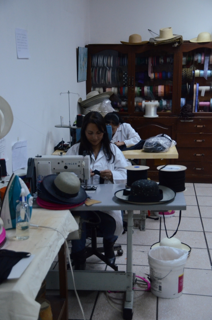 Homero Ortega Hat Factory Tour (86)