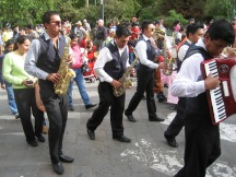The Parade of the Three Kings in Cuenca