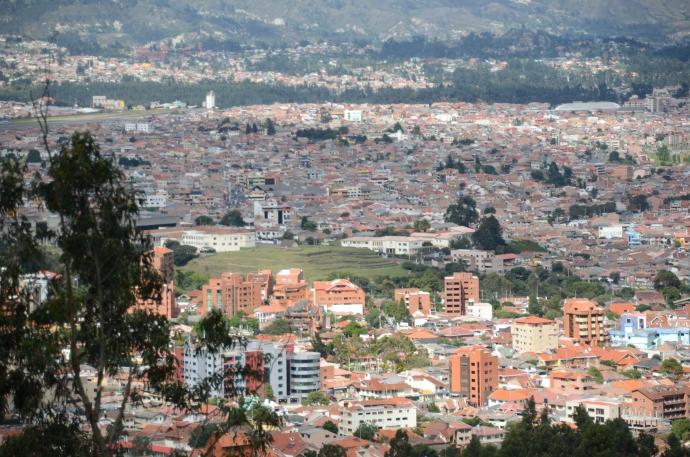 Pumapungo Inca Ruins in Cuenca