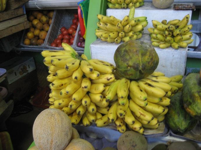 Bananas de oros, golden bananas, or oritos