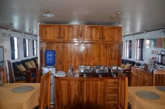 Good food aboard