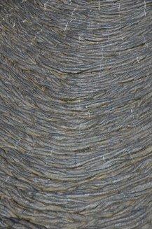 Rope lava swirl pattern