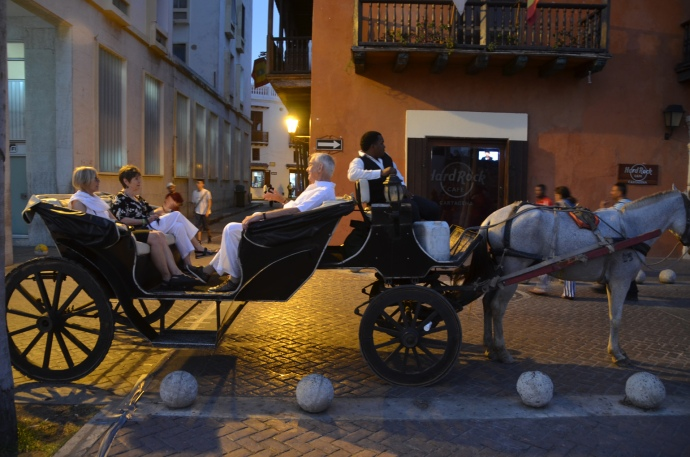 cartagena carriage